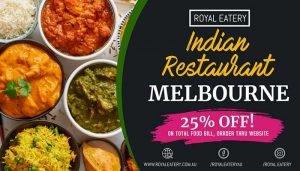 Find Melbourne's Best Indian Restaurant