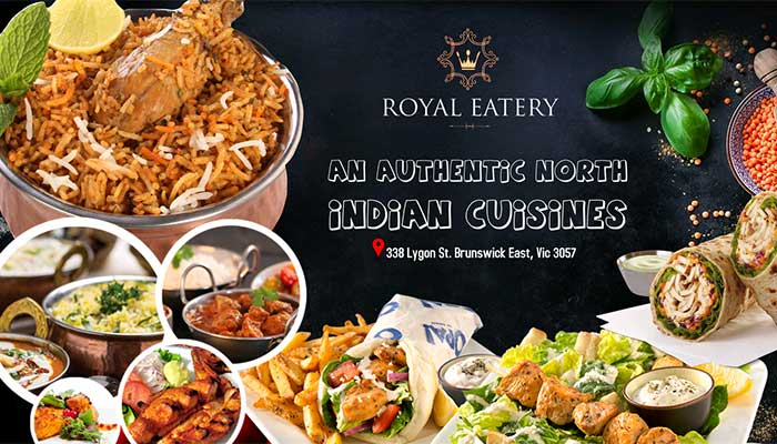 Why should you prefer Royal Eatery in Melbourne