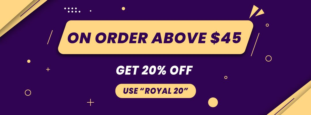 Royal Eatery Discount Offer